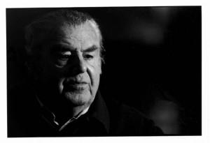 Jean-Pierre Vernant, portrait tiré du film d'Emmanuel Laborie « La fabrique de soi » (2011, lahuit.com)