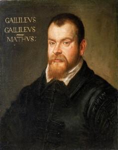 Galileo Galilei, par Domenico Tintoretto, 1605