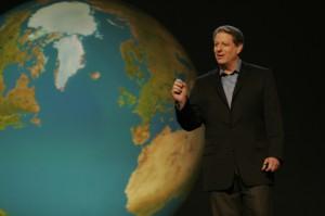 Al Gore, porte-parole de Gaïa ?
