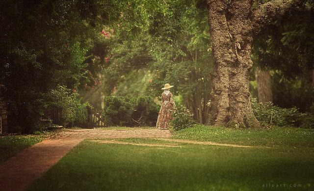 Le charme discret du colonialisme. Bacon's Castle, en Virginie (crédits : Alexandra Fomicheva, via Flickr)