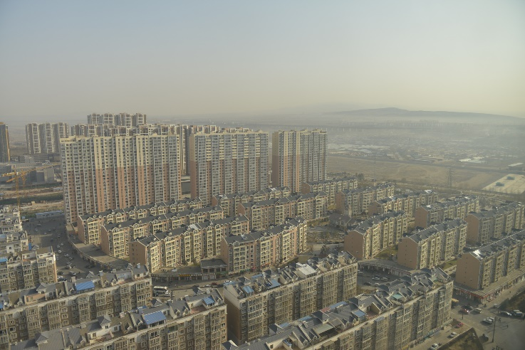 Datong, Shanxi, en Chine (crédits : Solange B, 2013, via Flickr)