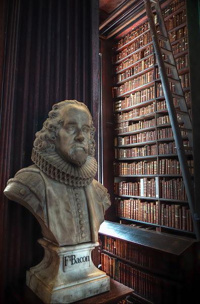 Tranche d'histoire des sciences : Francis Bacon (crédits : Wikimedia Commons)