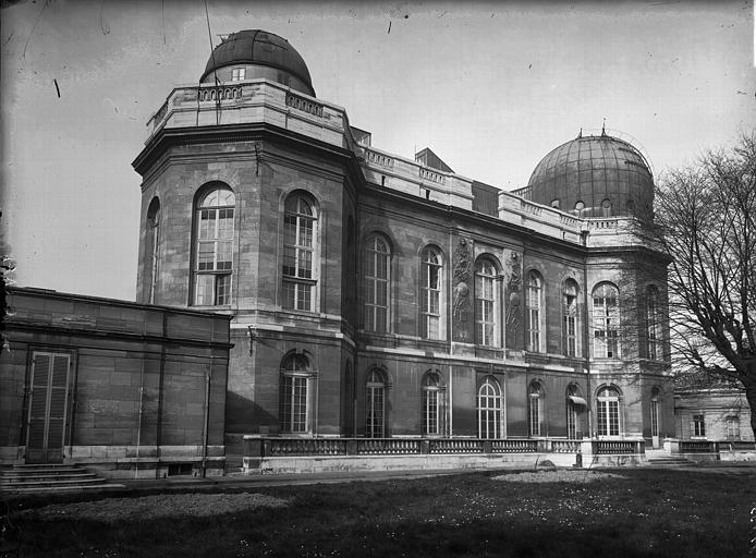 Façade sud de l'Observatoire de Paris (source : culture.gouv.fr)