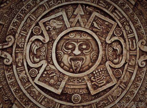 Un dieu pas commode du tout et qui exige des sacrifices : Tonatiuh (crédits : wisegeek.com)