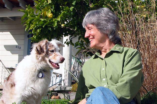 Donna Haraway et Cayenne (source : Wiki)