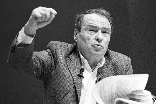 Portrait du sociologue en Hannibal lector Pierre Bourdieu (crédits : college-de-france.fr/)