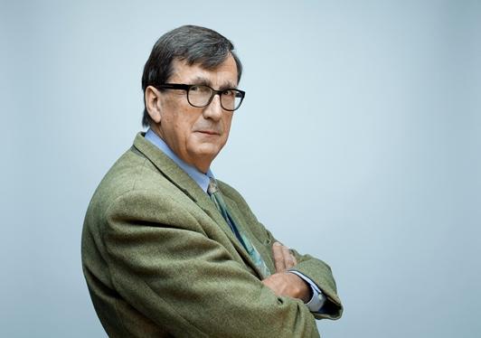 Bruno Latour, prix Holberg 2013 (crédits : uib.no)