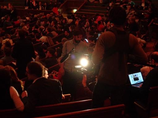 Finale interanationale : Sorbonne, grand-amphi, jeudi 1er octobre 2015 (crédits : Baptiste Pizzinat)