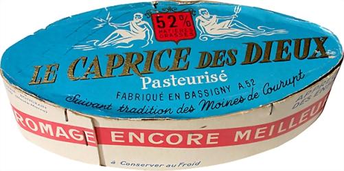 Pas la peine d'en faire tout un fromage ?(crédits : capricedesdieux.com/la-saga)